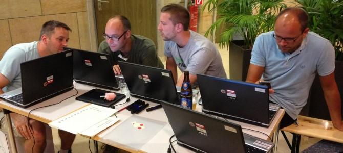 13.08.2012 – Googlequiz in Hattingen