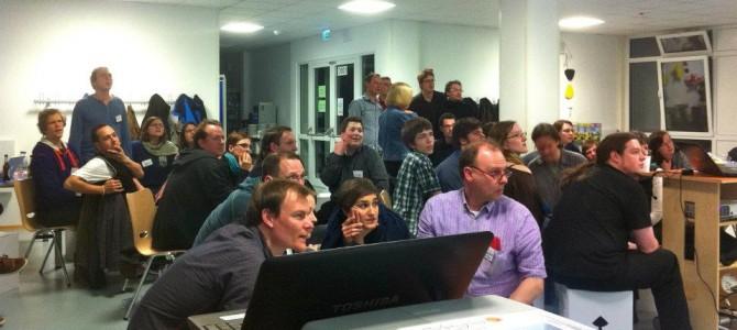 19.02.2014 – Social Media Week Hamburg – Googlequiz goes betahaus
